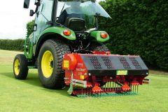 Vertidrain 1513 pour Carrier Redexim & tracteur (sans rouleau)