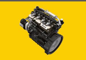 Saelen a choisi le moteur Kohler KDI 2504TCR 75CV