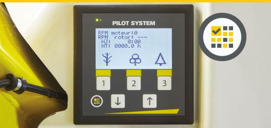 Le Pilot System